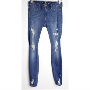 Hollister Low Rise Jean Legging Jeans